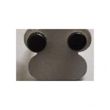 Brinco - Hematita - ID 555