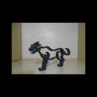Pantera Negra 3D - ID 535