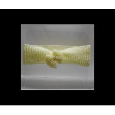 Tiara turbante em tricô (1)