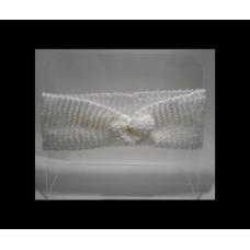 Tiara turbante em tricô (4 )